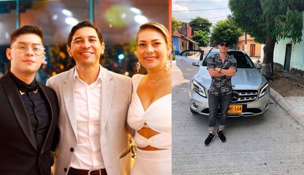 Alcalde no declaró Mercedes Benz que le regaló al hijo