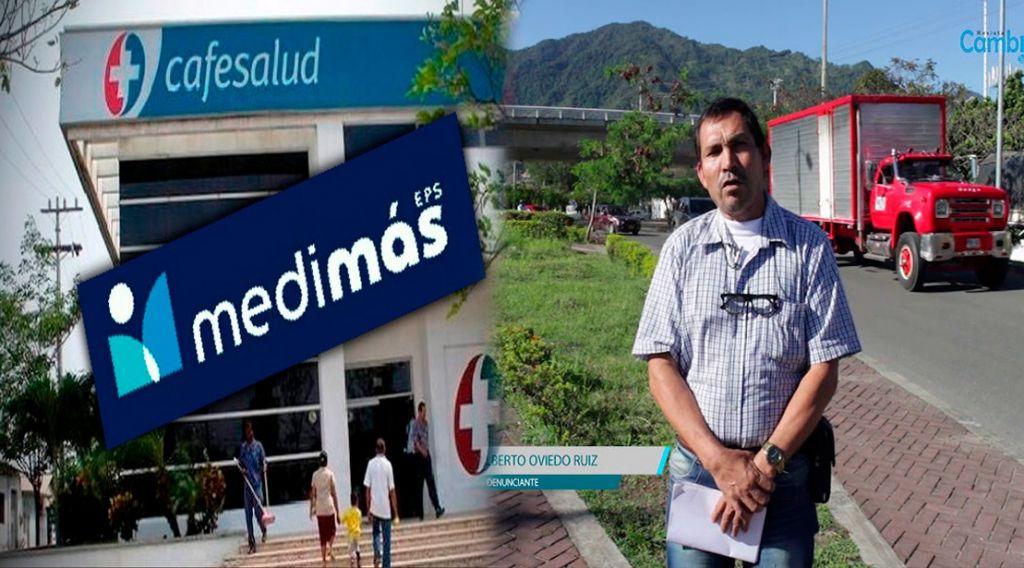 Juez de Ibagué ordenó 7 días de arresto contra gerente de Medimás Colombia