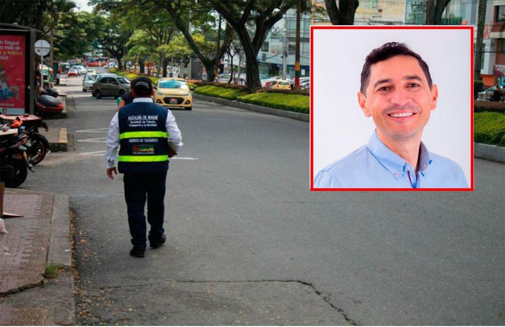 Así va la pelea entre alcalde de Ibagué y agentes de tránsito