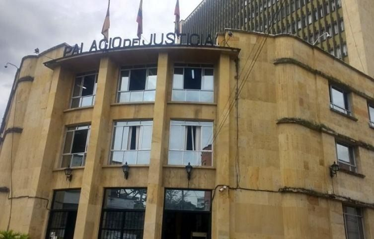 Rama judicial del Tolima cierra sus puertas como medida preventiva por corinavirus