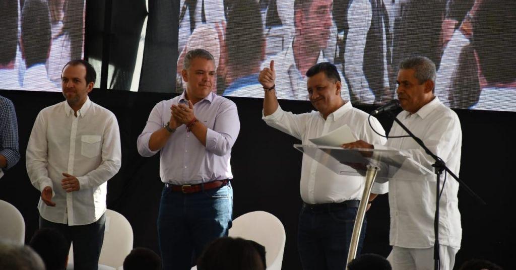 Duque, avaló toque de queda de 83 horas en todo el Tolima