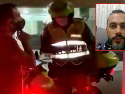"""Concejal de Ibagué protagonizó escándalo:""""usted no sabe quien soy yo"""""""