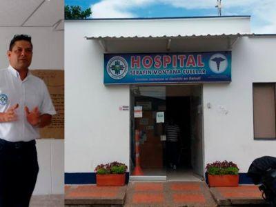 Los escándalos del gerente del hospital de San Luis Tolima