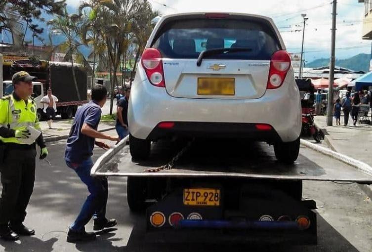 Carros retenidos en Ibagué, los podrán reclamar el 14 de abril