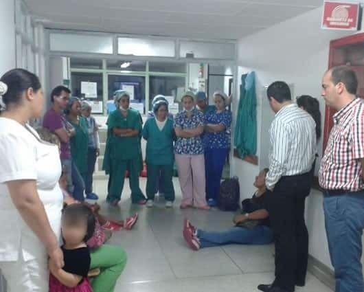 Abusos en el hospital federico lleras, con sus empleados