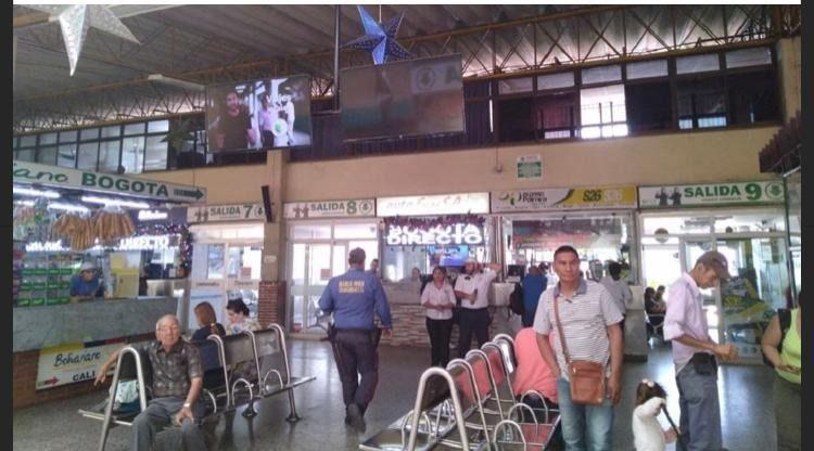 Abren terminal de Ibagué, pero sólo para viajes cortos y prioritarios