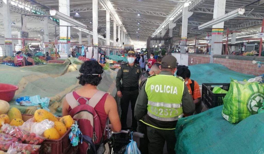 100 reclusos peligrosos llegaron a la cárcel de Picaleña en Ibagué