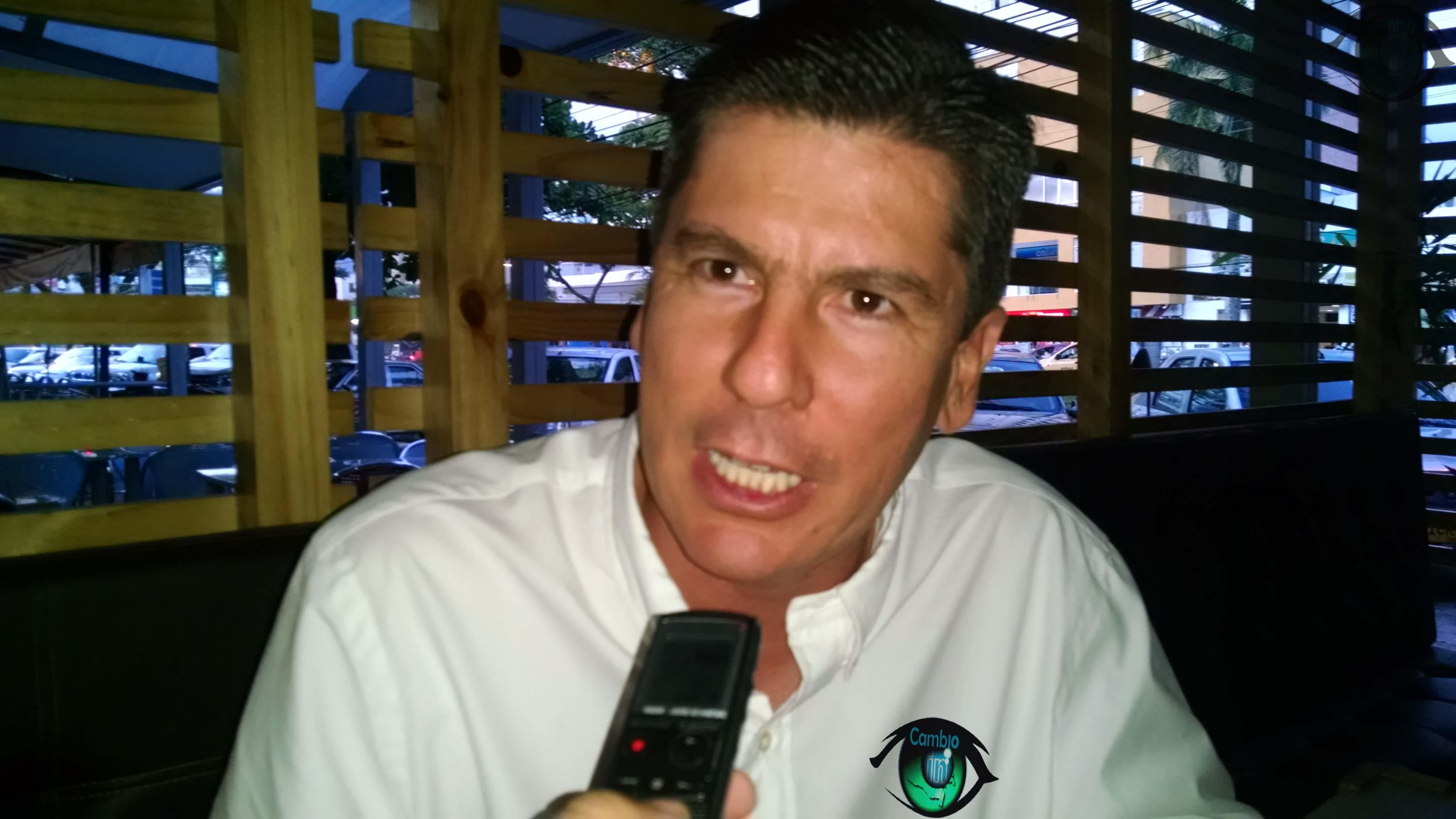 El disgusto de la gente con el alcalde Luis H, disparó la campaña de Ferro