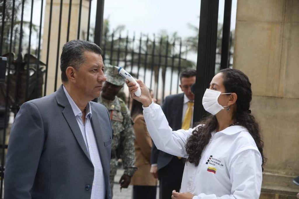 Informe de cien días de Orozco, Se hará virtual el 16 de abril