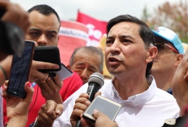 """""""Mi gobierno es cero corrupción"""": Alcalde Hurtado"""