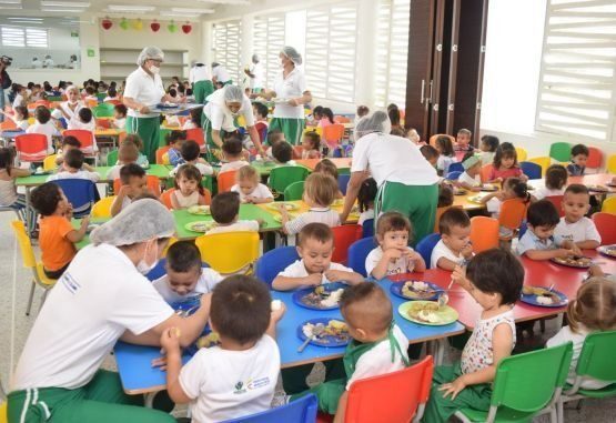 En Ibagué cambian almuerzos escolares por bono de 50 mil pesos