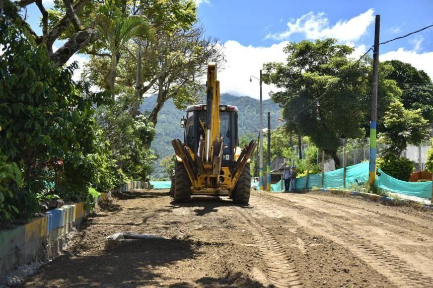 Se inician obras públicas para reactivar economía en Ibagué