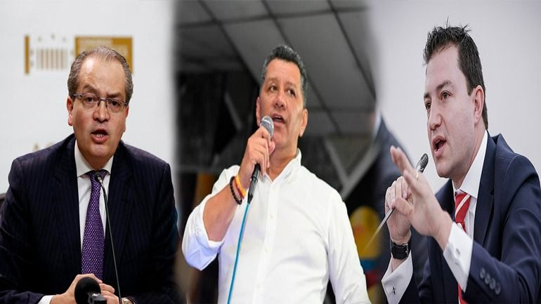 Procurador y contralor apoyan contrato del gobernador Orozco