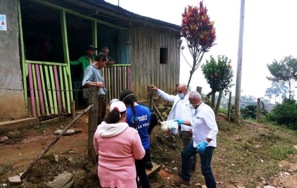 Comenzaron a llegar ayudas al sector rural de Ibagué