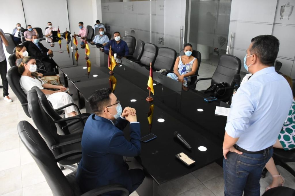 Nombran por 4 años a estos gerentes en hospitales del Tolima