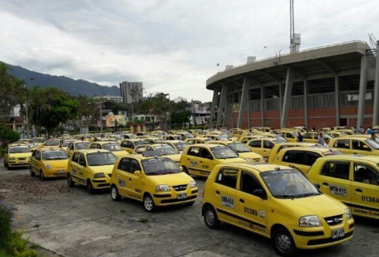 Taxista se robo mercado de usuaria en Ibagué