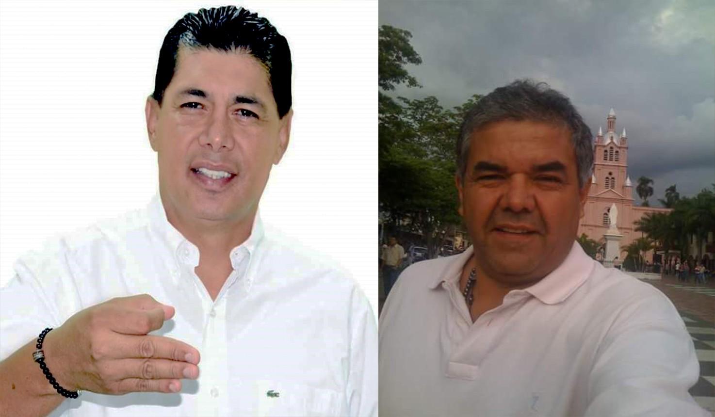 Jorge Tulio y Toledo salpicados por candidata con nexos con la mafia