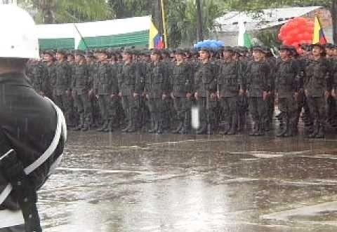 Escuela de policía en el Tolima, con dos casos de covid-19