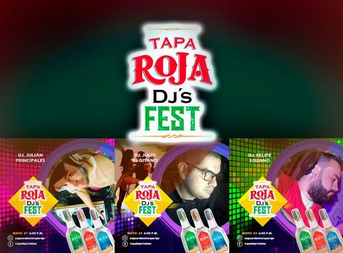 Tapa Roja DJ fest se consolida en el mercado tolimense