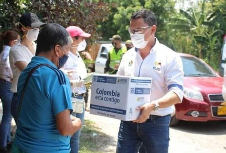 En Espinal hubo corrupción en compra de mercados: CGR
