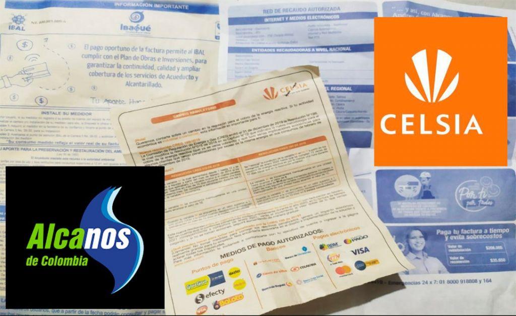 Celsia y Alcanos, revisarán incrementos en el servicio