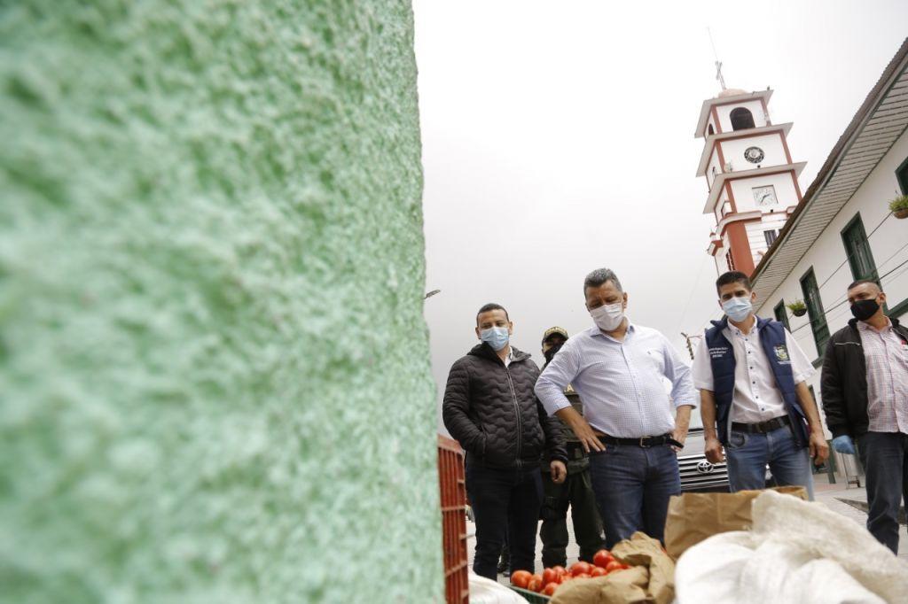 El norte del Tolima, dijo que obras quieren que les hagan