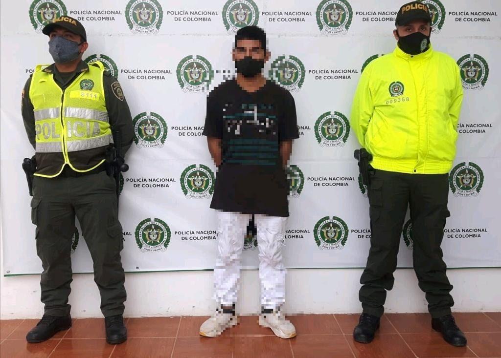 Con sólo 20 años, ya es considerado un peligroso criminal