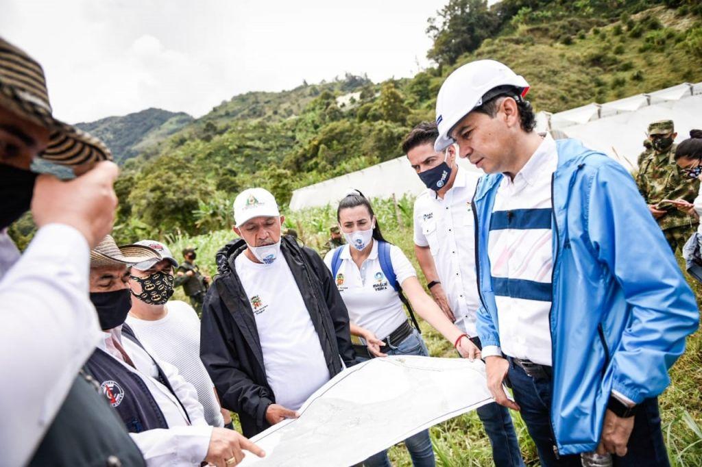 Las promesas de modernizar el corregimiento de Tapias, en Ibagué