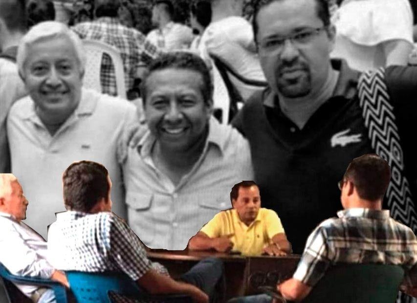 Segunda denuncia contra Choco, por corrupción al elector
