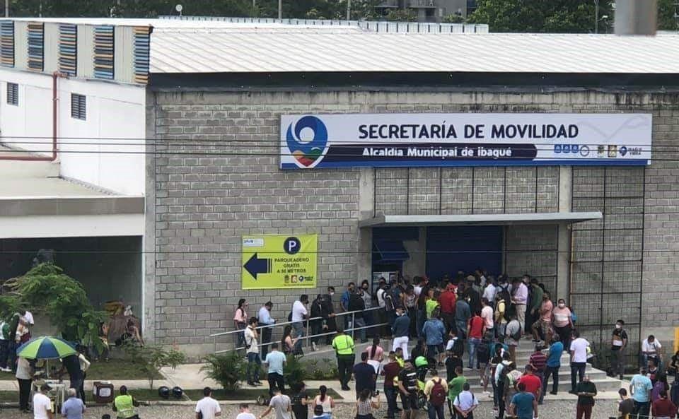 Secretaría de tránsito de Ibagué, promueve el desorden