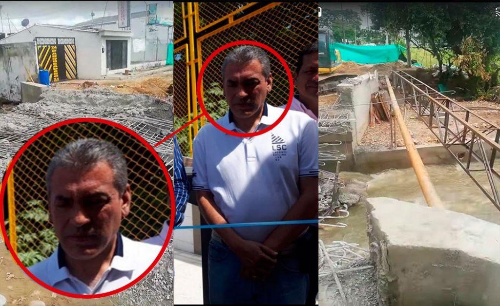 Desplome de puente, desnuda la mala dirección en Cortolima