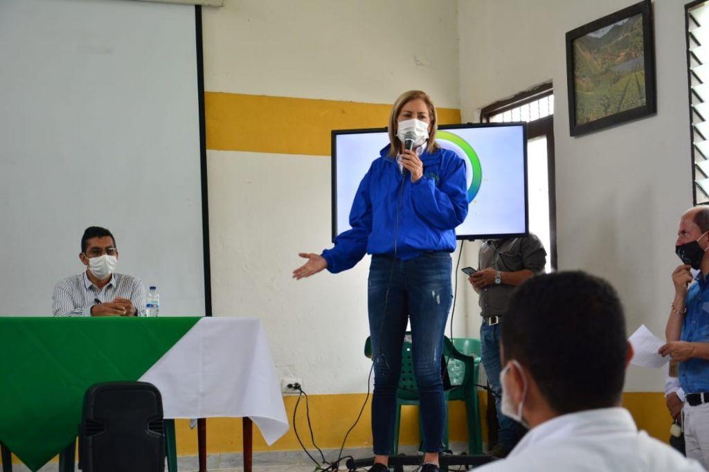En Anzoátegui, Cortolima ejecutará proyectos en pro del ambiente