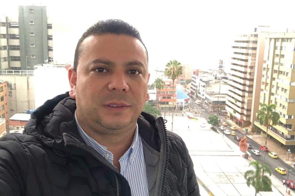 Alexander Castro, sería el nuevo rector de la Unibagué