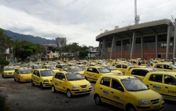 Así será el pico y placa, para taxi en Ibagué, hasta el 15 de julio