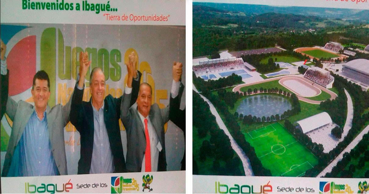 Sube de temperatura el lío de los Juegos Nacionales, ahora son los Medios de Comunicación del País que  ponen en duda que el Tolima y Chocó los puedan realizar este año