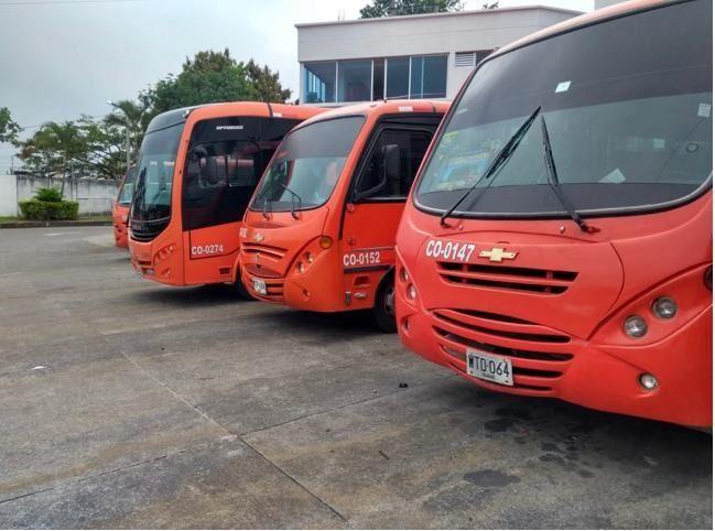 La huelga permanente de los empleados de expreso Ibagué