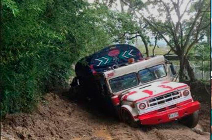 Zona rural de Ibagué, incomunicada por las lluvias