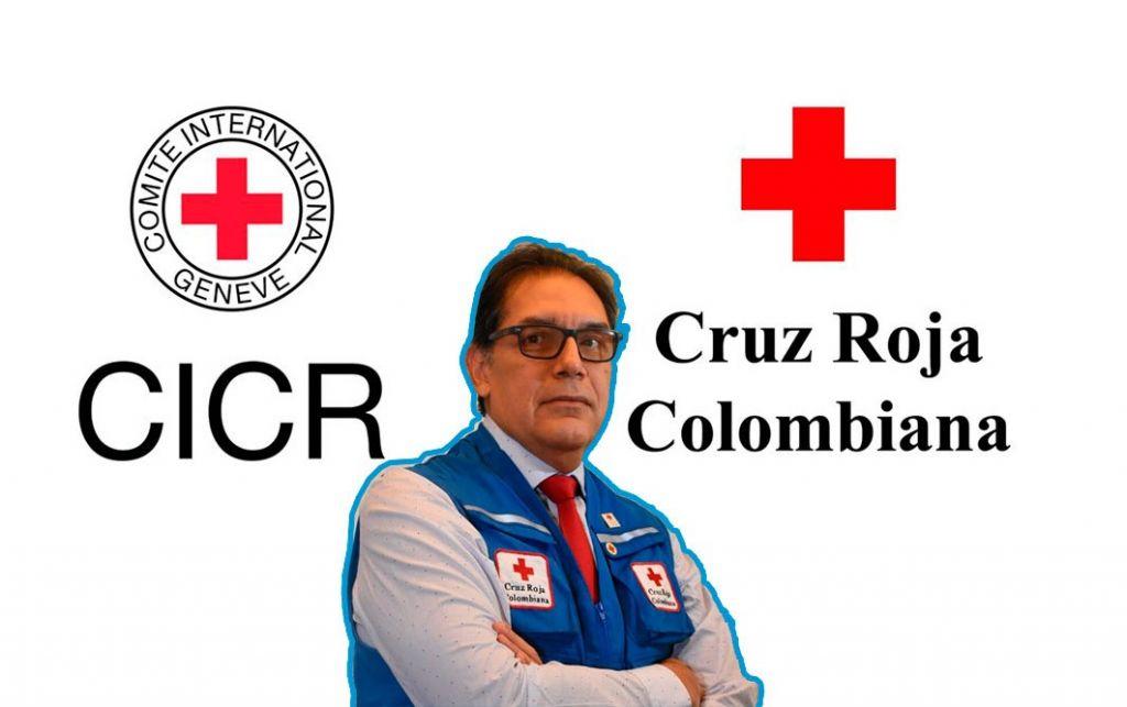 Harold Trujillo, se da vida de rico con plata de la Cruz Roja