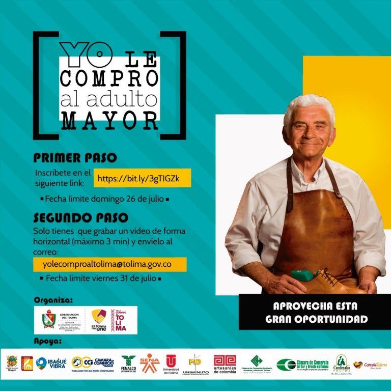 Campaña compremos en el Tolima