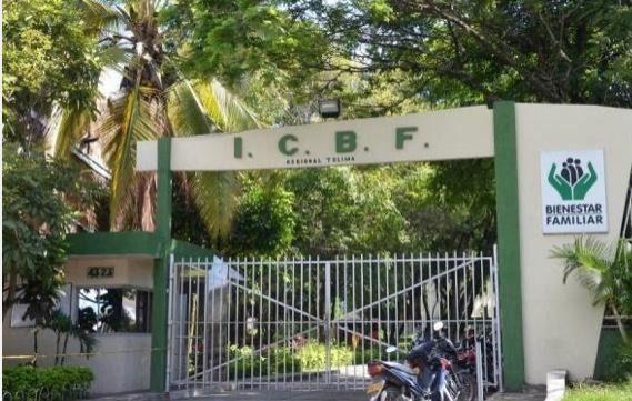 ICBF ayudará con alimentos, a 40 mil niños en el Tolima.