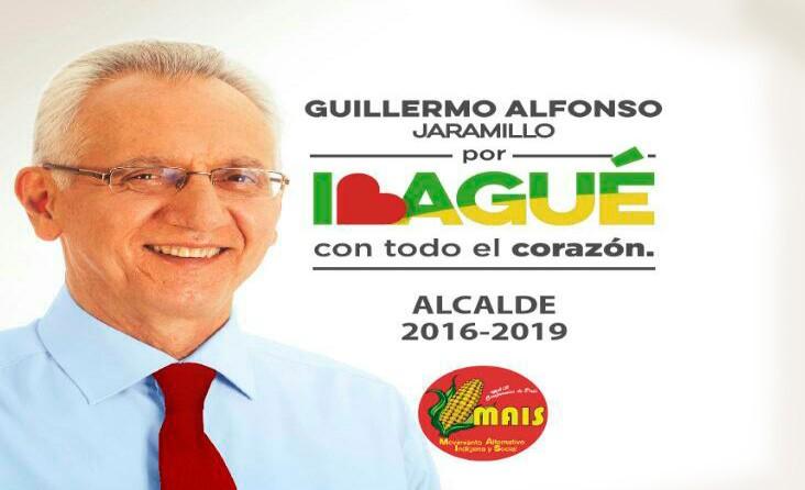 Guillermo Alfonso Jaramillo el alcalde ambientalista