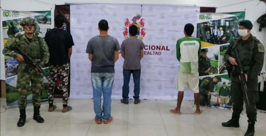 Duro golpe a la minería ilegal en el Tolima