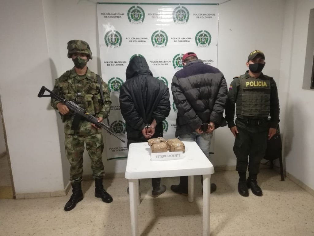El tráfico de drogas no descansa durante la pandemia
