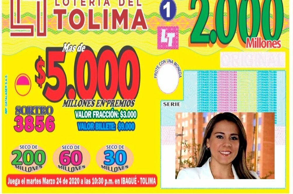 Premios de lotería del Tolima, se los ganan empleados de la Gobernación