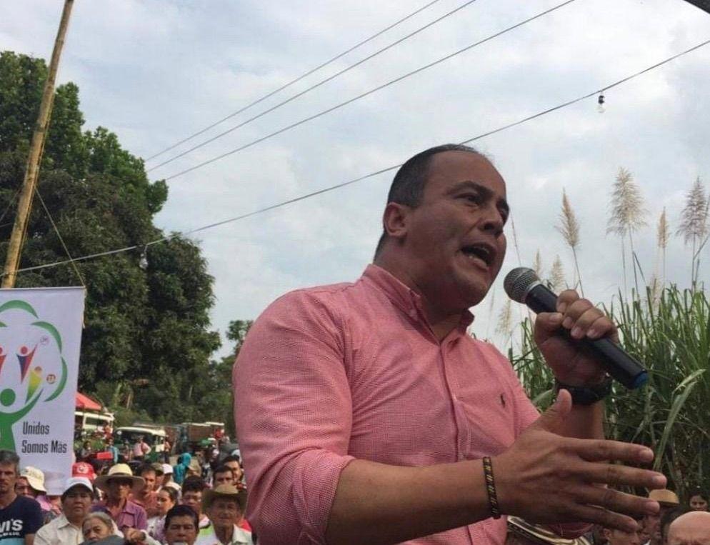 Audiencia judicial define libertad del alcalde de Palocabildo
