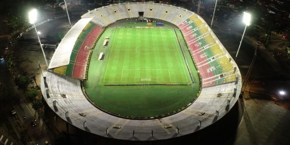 Ibagué luchará la sede del suramericano de fútbol sub 20