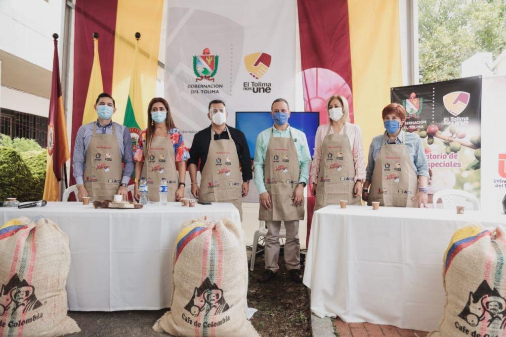 Se moderniza escoger los cafés especiales en el Tolima