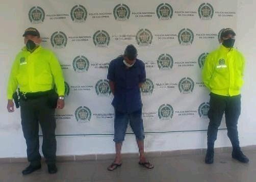 Enviaron a Calvaloca a la cárcel