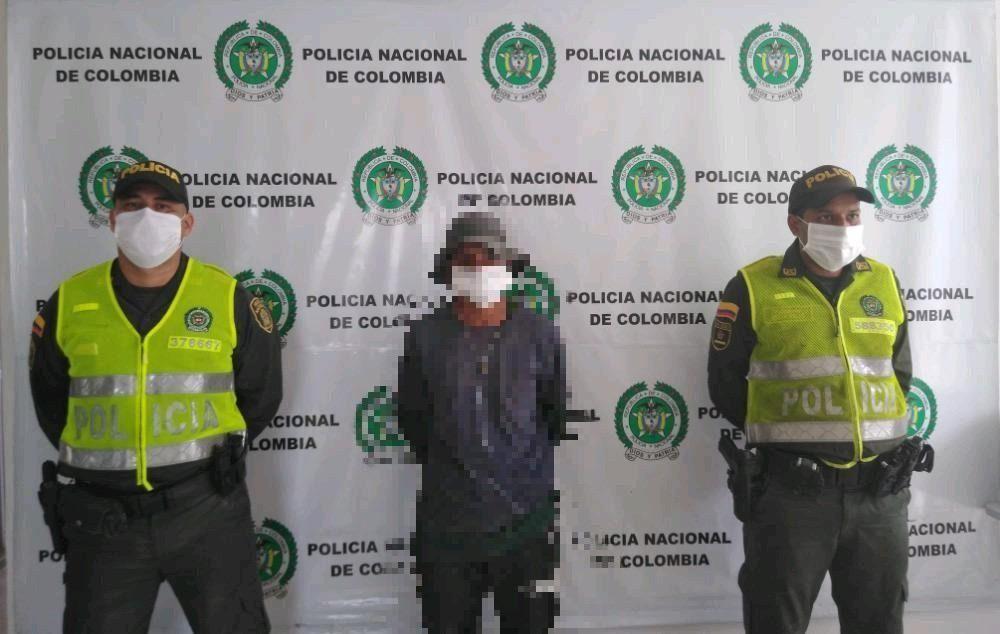 Capturan en Ortega a hombre que era requerido por el delito de homicidio agravado