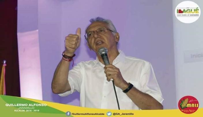 Para combatir la corrupción Guillermo A Jaramillo Alcalde